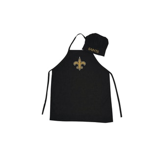 Link to NFL Apron & Chef Hat - New Orleans Saints Similar Items in Fan Shop