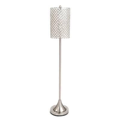 "62"" Metal Floor Lamp"