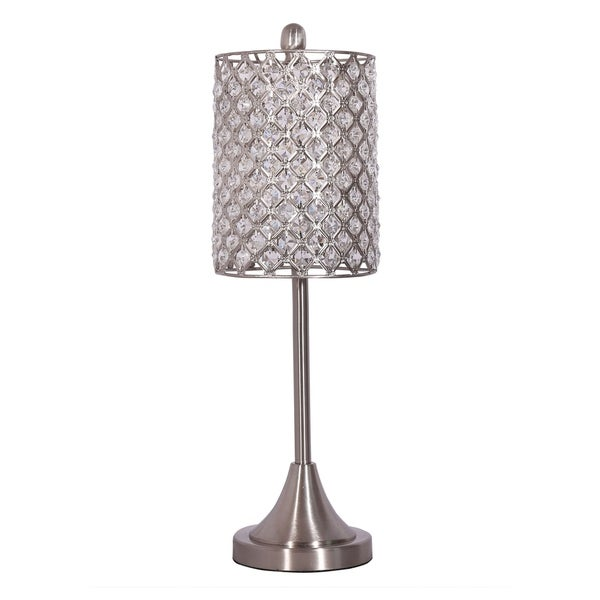 """24"""" Metal Table Lamp. Opens flyout."""