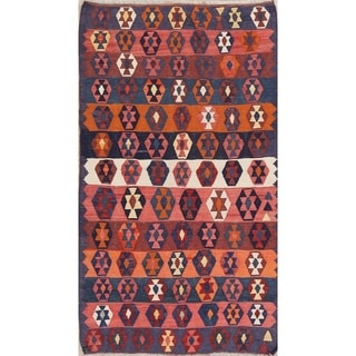 """Gracewood Hollow Besson Hand-woven Wool Persian Area Rug - 6'11"""" x 4'0"""""""