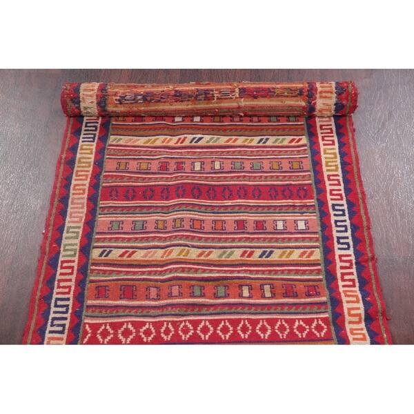 Hand Woven Wool Persian Rug