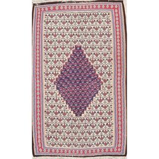 "Copper Grove Lieksa Geometric Hand-woven Wool Heirloom Item Rug - 5'11"" x 3'7"""