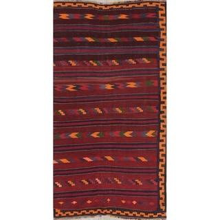 "Copper Grove Mikkeli Geometric Hand-woven Wool Heirloom Item Area Rug - 8'9"" x 4'8"""