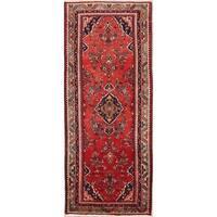 Copper Grove Nivala Floral Handmade Wool Heirloom Item Runner Rug - 4' x 9'9