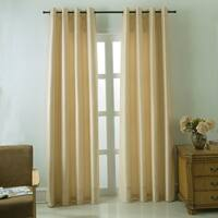 Shop Bombay Teramo Embroidered Lined Polyoni Window Panel