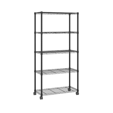 OFM Adjustable Wire Shelving Unit 30 x 60 (S306014)
