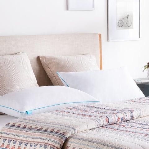Linenspa Essentials Shredded Memory Foam Pillows - Set of 2