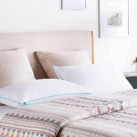 Linenspa Essentials 2 Pack Shredded Memory Foam Pillows
