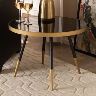 Modern and Contemporary Round Coffee Table