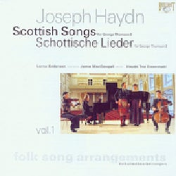 Haydn Trio - Haydn: Scottish Songs