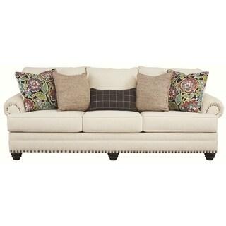 Signature Design by Ashley Harrietson Shell Queen Sofa Sleeper