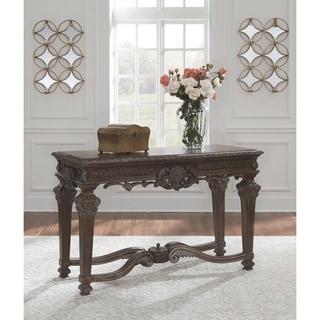 Charmond Sofa Table - Brown