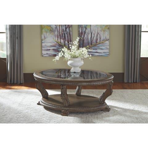 Charmond Coffee Table - Brown