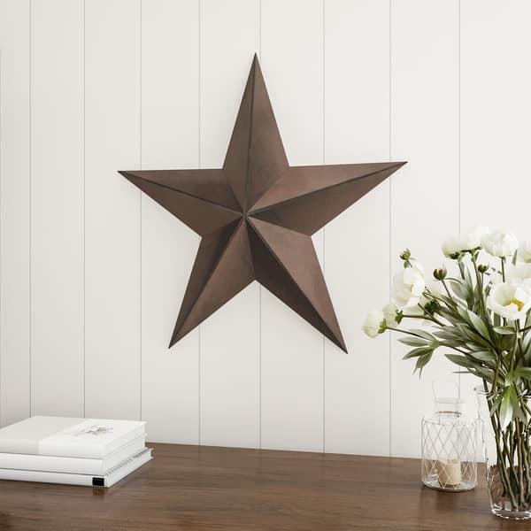Barn Star 24 Inch Metal Indoor