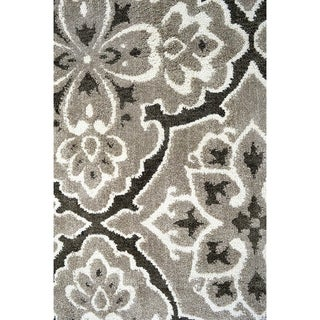 "Livingston Home LH17-911 Tahara Area Rug (Beige, 7""x10"") - 7""x10"""