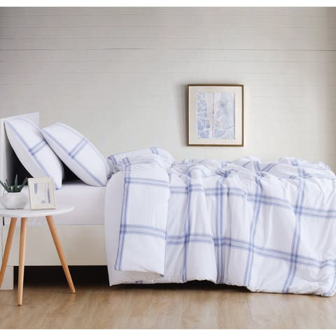 The Gray Barn Imelda Cotton 3-piece Duvet Set