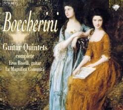 Boccherini - Boccherini: Complete Guitar Quintets