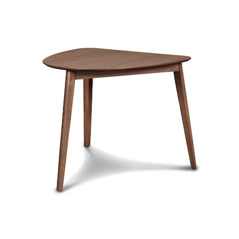 Oscar Walnut Corner Table
