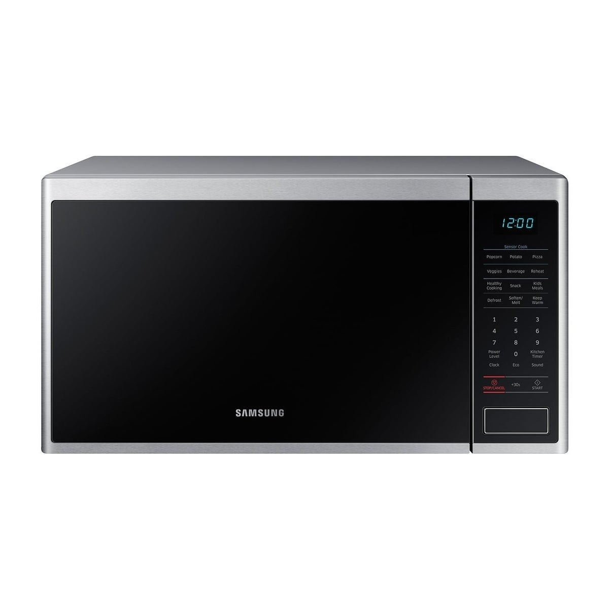 Samsung Countertop Microwave Stainless Steel Microwaves Small Kitchen Appliance