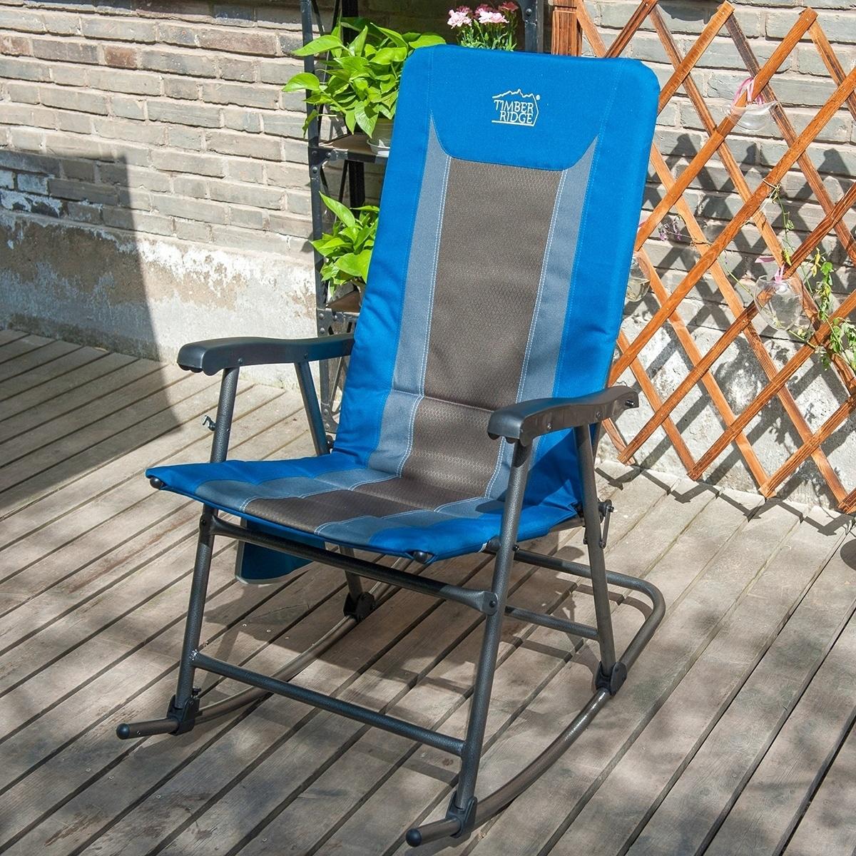 Rocking Chair Timber Ridge Chairs