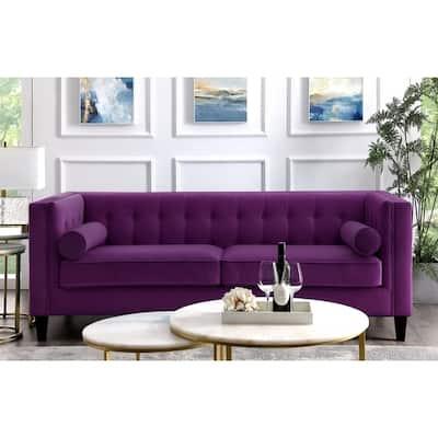 Purple Living Room Furniture Sets Online At