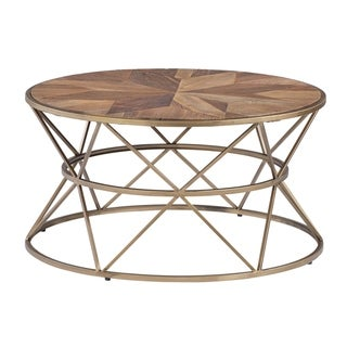 SoHo Round Cocktail Table