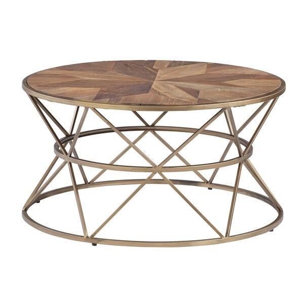 SoHo Round Cocktail Table