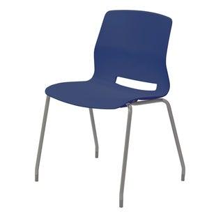 Olio Designs Lola 4-leg Armless Stack Chair