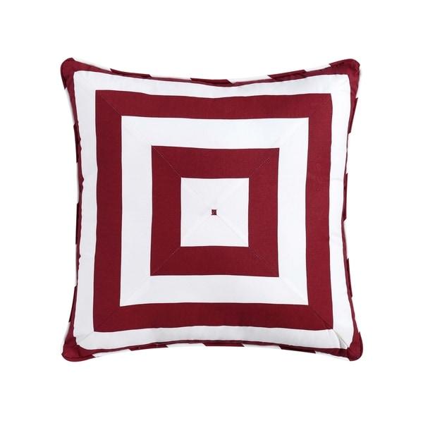 Porch & Den Pacifica Nautical 18-inch Decorative Throw Pillow