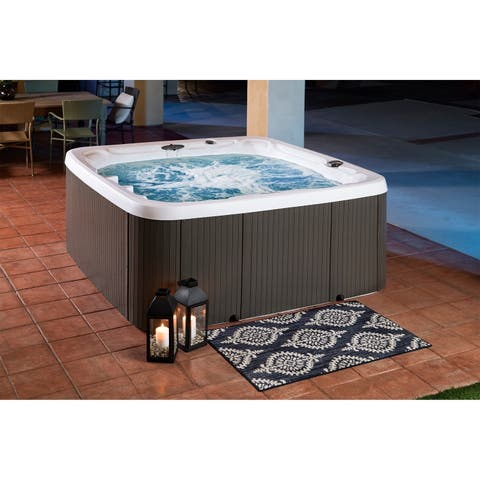 Lifesmart LS700DX 7-person 90-jet spa