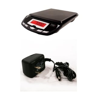 Link to My Weigh 7001DX 15lb Kitchen & Table Scale (Black) with AC Adapter Similar Items in Weight Management