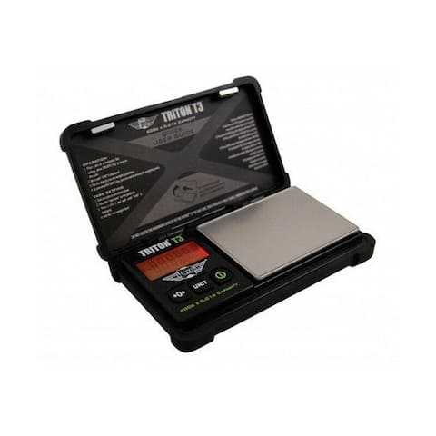 My Weigh Triton T3 660g x 0.1g Digital Scale with Rubber Case