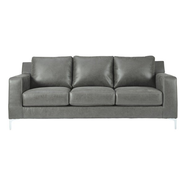 Ryler Sofa - Charcoal. Opens flyout.