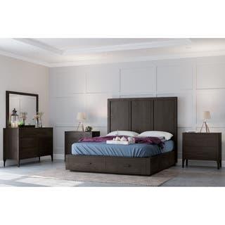 Shop Strick & Bolton Catrin 5-piece Bedroom Set - On Sale ...