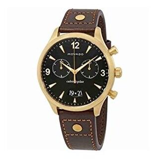 Movado 3650031 Men's Heritage Green Quartz Watch