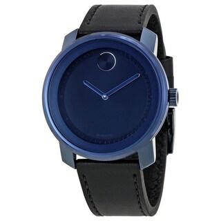Movado 3600408 Men's Bold Blue Quartz Watch