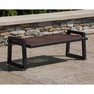 Elan Furniture Vero Outdoor Coffee Table - 48W x 24D x 15H in.