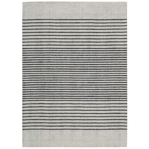 Calvin Klein Home Tundra Contemporary Area Rug