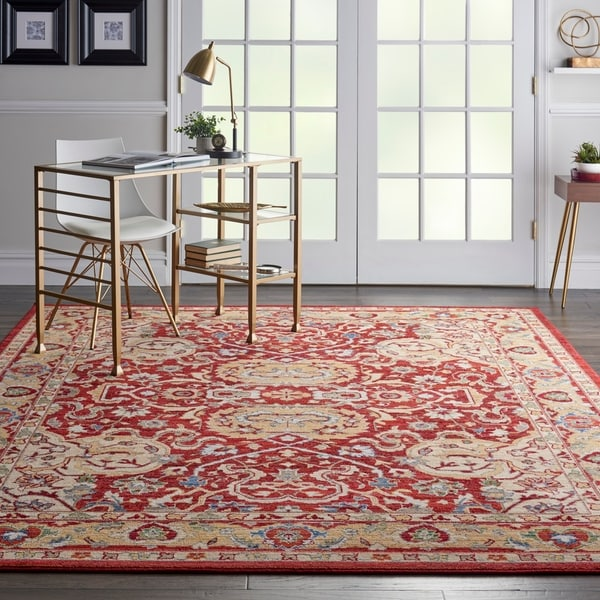 Nourison Majestic Traditional Area Rug. Opens flyout.