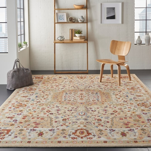 Nourison Majestic Persian Area Rug. Opens flyout.