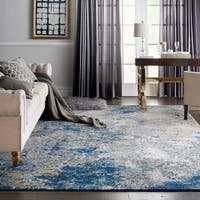 Nourison Artworks Modern Abstract Area Rug