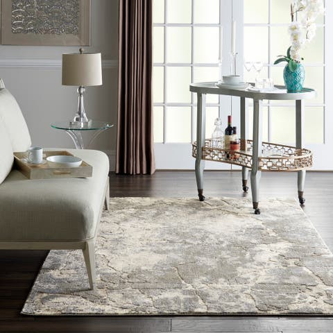 kathy ireland Sahara Contemporary Area Rug