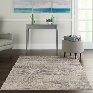 Nourison Sleek Textures Coastal Area Rug