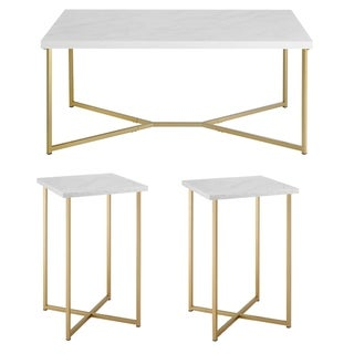 Link to Silver Orchid Ipsen 3-piece Table Set Similar Items in Living Room Furniture