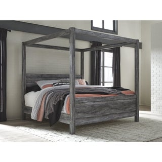 Baystorm Canopy Poster Bed