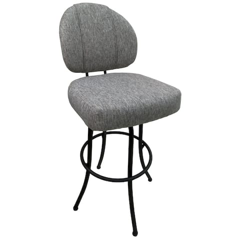 "Swivel Extra Tall Spectator Bar Stool 35"" M-75 - 34 inch Seat"