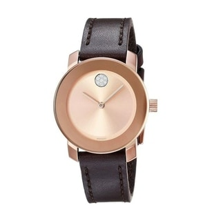 Link to Movado 3600438 Women's Bold Rose Quartz Watch Similar Items in Men's Watches