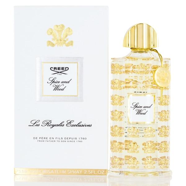 Shop Creed Spice And Wood Unisex 25 Ounce Eau De Parfum Spray