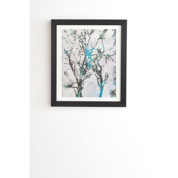 Deny Designs Tree Paint Framed Wall Art (3 Frame Colors) - Grey. Opens flyout.