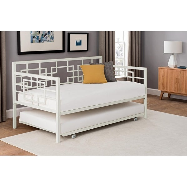 Carson Carrington Tau Twin Daybed with trundle. Opens flyout.